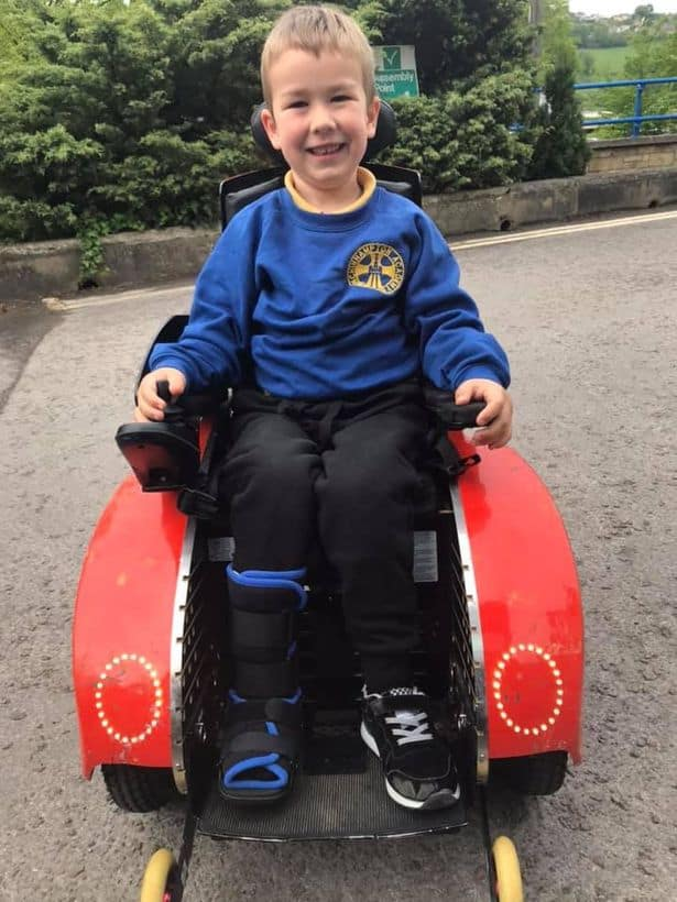 Legoland staff humiliates disabled boy in wheelchair after ordering him to walk