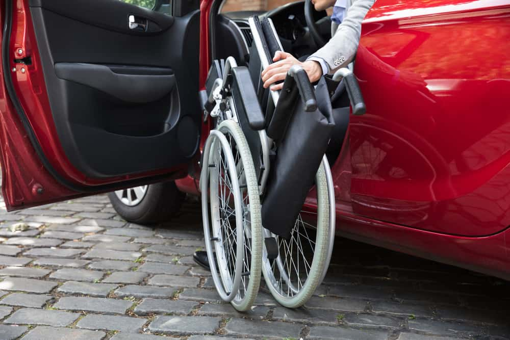 Wheelchair access among top concerns in ride-hailing services, study says