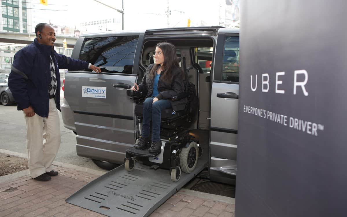 Why Can't Ridesharing Services Like Uber Be More Wheelchair-Friendly?