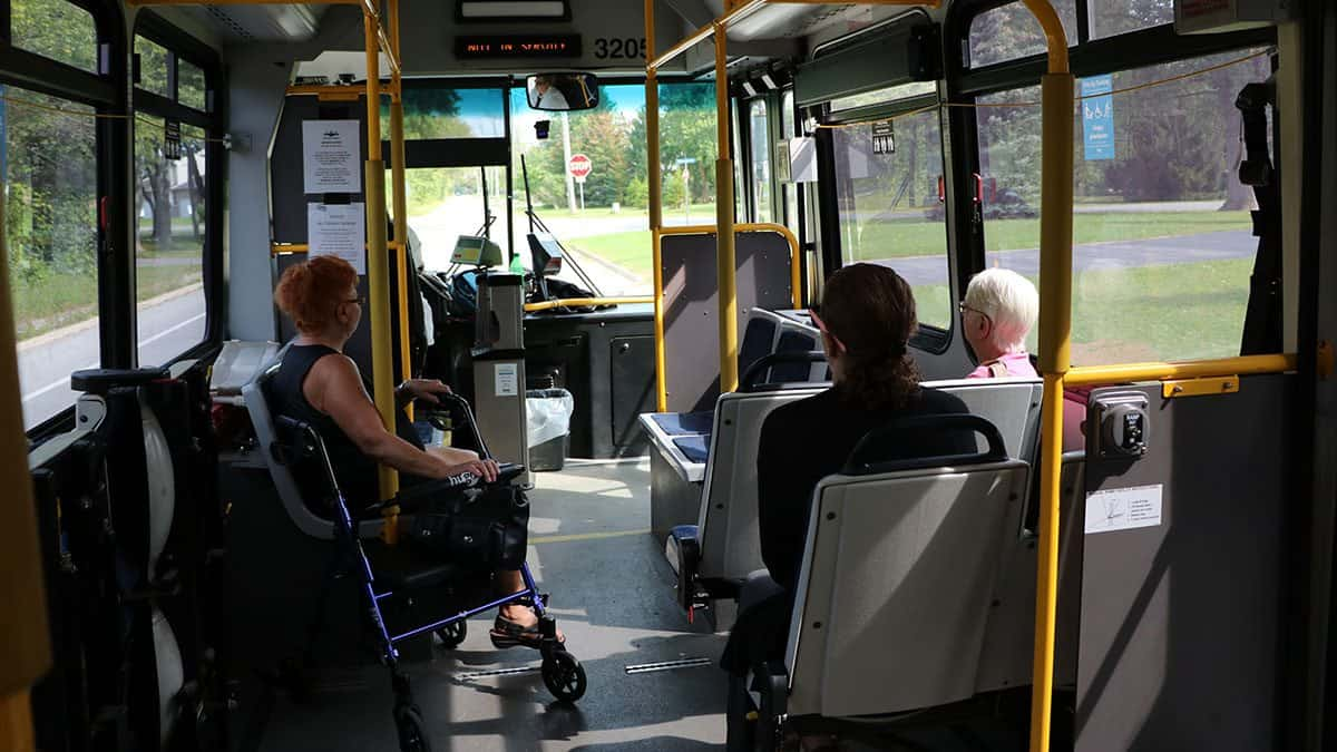 The Ups and Downs of Accessible Transportation